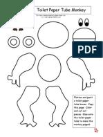 Monkmonkey Puppet