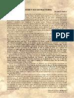 P. Dávila (Gandhi y sus detractores)