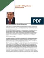Educación peruana 2011