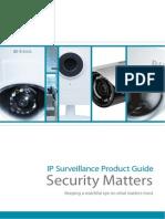 DLink IP Surveillance Product Guide April 2013 Light