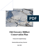 Old Oswestry Conservation Management Plan