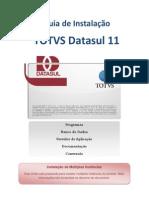 Guia de Instalacao Datasul 11.5.0