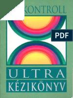 Dr. Domján László - Agykontroll - Ultra kézikönyv-upByOM