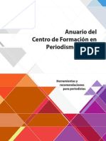 Anuario del Centro de Formación en Periodismo Digital 2013