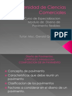 Presentacion de Diseno de Pavimentos 2013