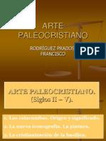 6.- Arte Paleocristiano