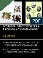 Psicologia Organ i Zac Ional 1