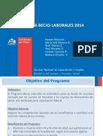 PresentaciOn Becas Laborales Enero 2014 2
