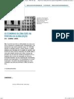 As economias da zona euro_ na periferia da globalização - XXI, Ter Opinião - Artigo - Fundação Francisco Manuel dos Santos