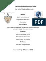 ProyectoFinal Reporte DAPSM