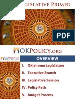 Legislative Primer 2014