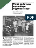 texto 02 - A atuação do Psicólogo Organizaciinal