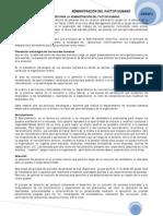 5_Administracion Del Factor Humano