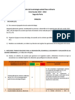 Planeación Sesiones Ordinarias CTZ- CTE Sinaloa