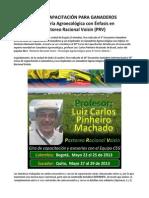 Video Capacitacion Ganaderia Agroecologi 1
