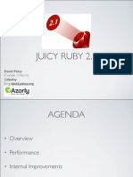 Juicy Ruby 2.1