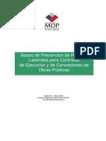 Bases de Prevencion de Riesgos Laborales v 5