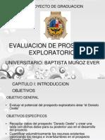 Evaluacion de Prospectos Exploratorios
