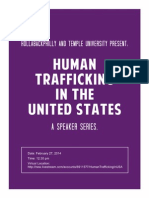 Trafficking in the USA