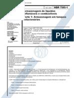 ABNT NBR 7505 1 Armazenamento1