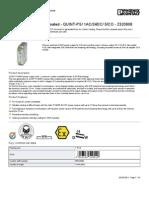 PHOENIX Fuente - Catalogo Ingles