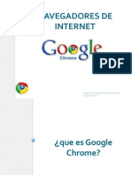 Conociendo Google Chrome