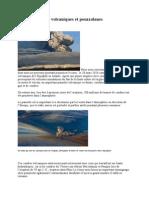 Volcans Cendres Volcaniques Et Pouzzolanes