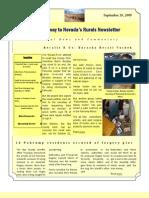 V1 N11 Nye-Gateway to Nevada's Rurals Newsletter