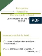 Promocion y Prevencion de La Salud