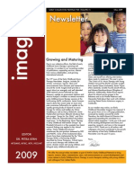 Early Childhood Newsletter 2009[1]
