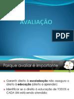 APRESENTACAO  AVALIACAO (1)