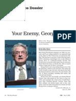 George Soros Your Enemy by Daniel Estulin