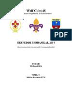 Paperwork Ekspedisi Berbasikal 2014
