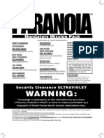 Paranoia XP - Mandatory Mission Pack
