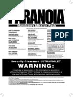 Paranoia XP - Mandatory Mission Pack