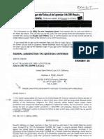 Federal Jurisdiction Tax Question Answeredfedjurisdiction