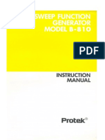 Gen Func Protek B-810
