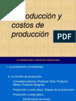 La Produccion y Costos de Produccion 1231335549589815 1