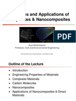 Lecture on Nanocomposites