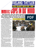 EC Tattler #29 - White Cops in Da' Hood