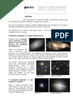Caos Fractais e Cosmos