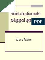 EducationmodelFinland Marianne