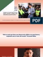 SECUESTRO A FERNANDO BALDA - BOLETIN-