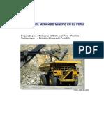 Estudio de Mercado Minero