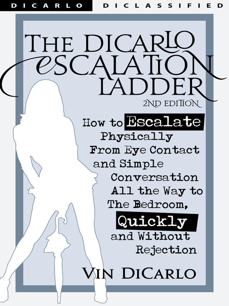 Kino Escalation Ladder 2nd Edition - Vin DiCarlo   Vagin