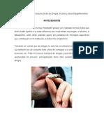 Prevención Contra el Consumo Ilícito de Drogas, Alcohol y Otros Estupefacientes.doc