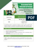 Taller Assessment Center - Selección de Personal, DHM Consultores