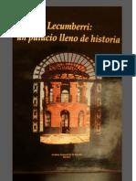 Lecumberri, Un Palacio Lleno de Historia