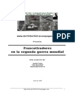 Francotiradores en La Segunda Guerra Mundial