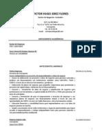 Cv. Victor Jerez Otros